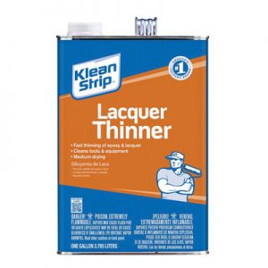 solvents thinners